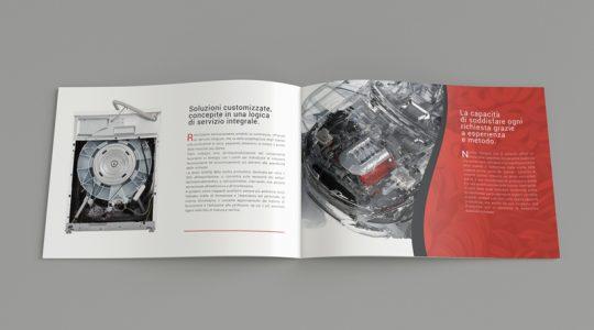 Amsagomma - Nuova brochure corporate